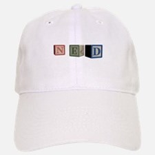 Ned Alphabet Blocks Baseball Baseball Cap