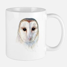 barn owl Small Small Mug