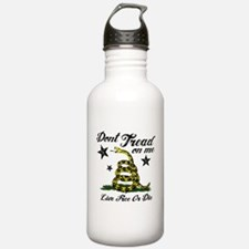Live Free or Die Water Bottle