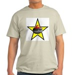 Rock Star Ash Grey T-Shirt