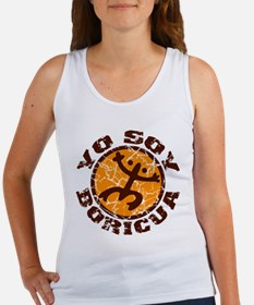 Yo Soy Boricua - Br-Or Women's Tank Top