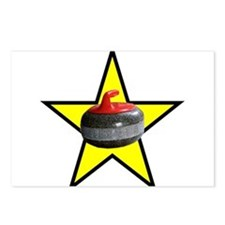 Rock Star Postcards (Package of 8)