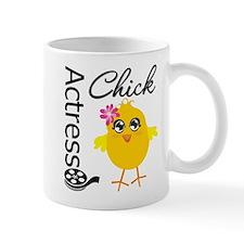 Actress Chick Mug