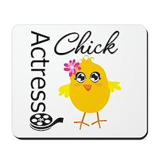 Actress Chick Mousepad