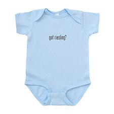 Got Riesling Infant Bodysuit