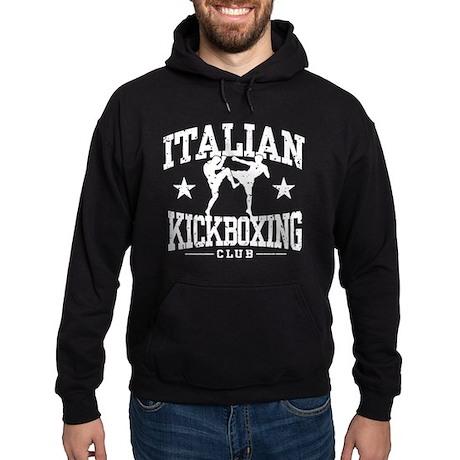 Italian Kickboxing Hoodie (dark)