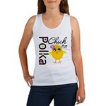 Polka Chick Women's Tank Top