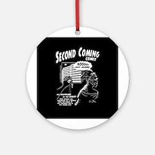 Second Coming Comics Ornament (Round)