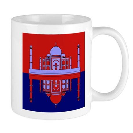 Taj Mahal India Mugs