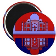 "Cute Architectural elements 2.25"" Magnet (10 pack)"