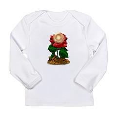 Rose & Universe Long Sleeve Infant T-Shirt