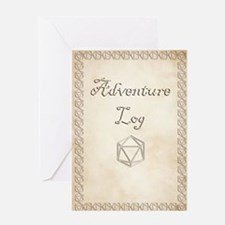 Adventure Log Greeting Cards
