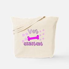 Vet Technician Tote Bag
