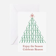 Christmas Holiday Reason Greeting Cards (Pk of 10)