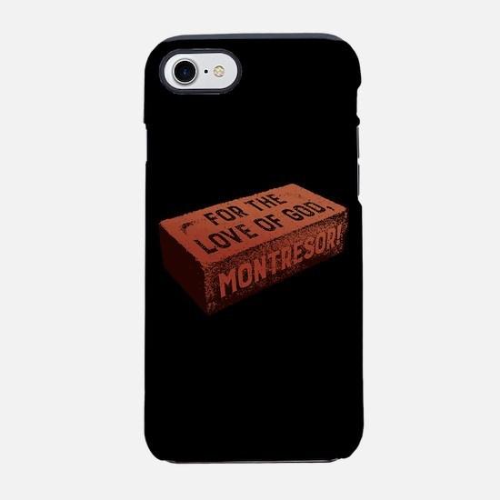 Brick Montresor iPhone 7 Tough Case