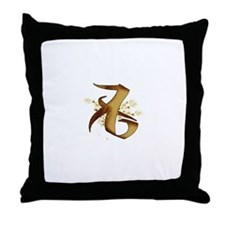 """Love"" Rune - Throw Pillow"