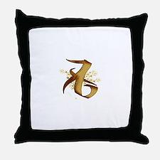 """Love"" Rune - Throw Pillow"