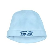 Team Avery - Seattle Grace baby hat