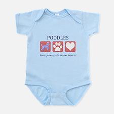 Standard Poodle Lover Infant Bodysuit