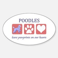 Standard Poodle Lover Decal