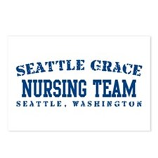Nursing Team - Seattle Grace Postcards (Package of