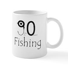 Go fishing Small Mug