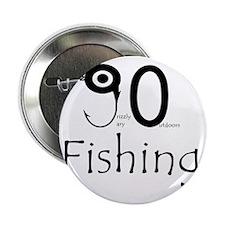 "Go fishing 2.25"" Button"