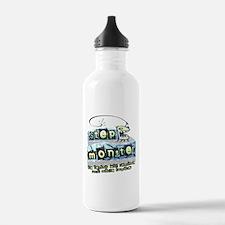 Step Monster Water Bottle