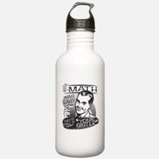 If Math Was Easy Sports Water Bottle