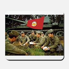 The NVA Panzer Mousepad