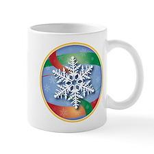 Snowflake 5 Mug