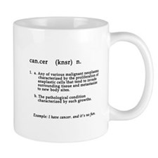 Cancer Definition Mug