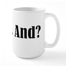 I Burp Mug