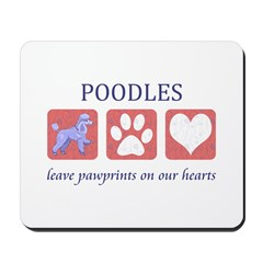 Toy Poodle Lover Mousepad