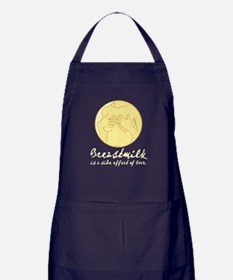 Breastmilk - Apron (dark)