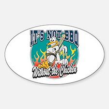 Chicken BBQ Decal