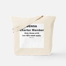 Densa Charter Member -  Tote Bag