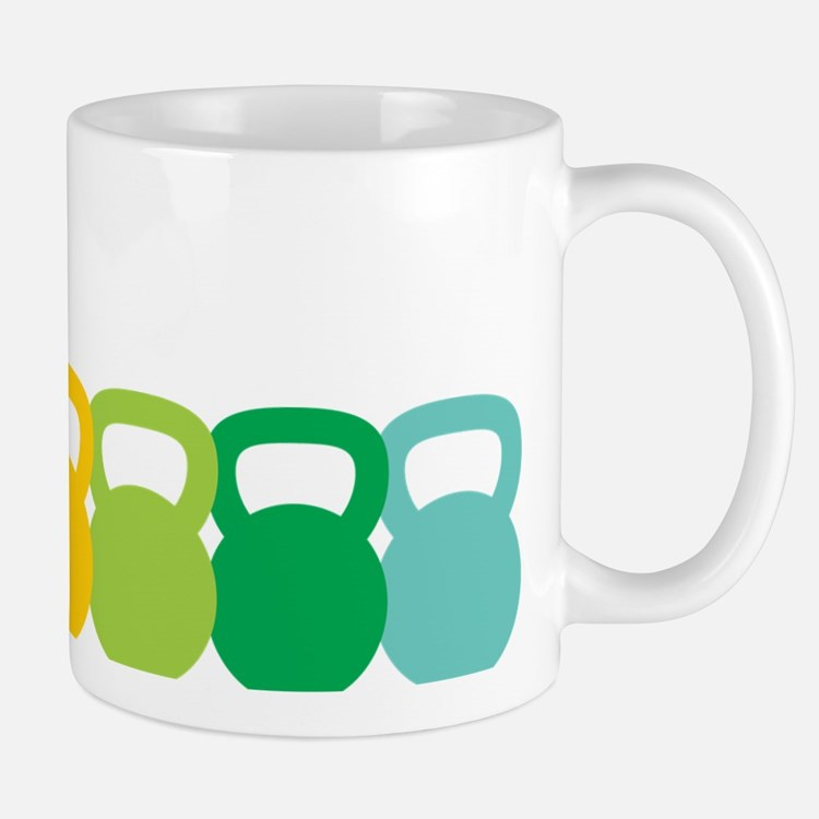 Kettlebells Mug