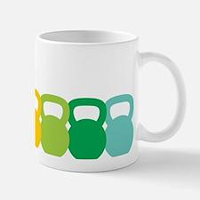 Kettlebells Small Mugs