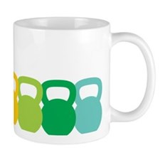 Kettlebells Small Mugs