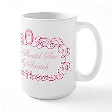Girlie Kettlebell Mug