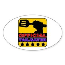 Official Tailgater Decal