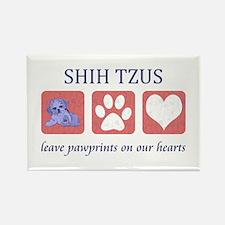 Shih Tzu Lover Rectangle Magnet