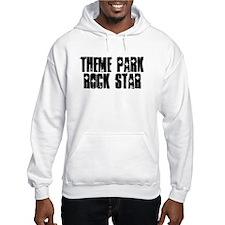 Theme Park Rock Star Hoodie