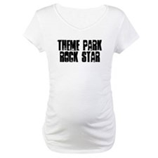 Theme Park Rock Star Shirt