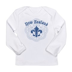 New Zealand Medieval Long Sleeve Infant T-Shirt
