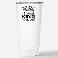 King of the Grill Travel Mug