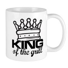 King of the Grill Mug