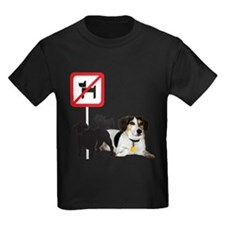 Arnie Says No Dogs! T