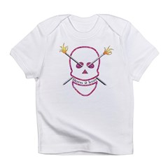 Born 2 knit Infant T-Shirt
